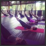 Fly High Yoga Class