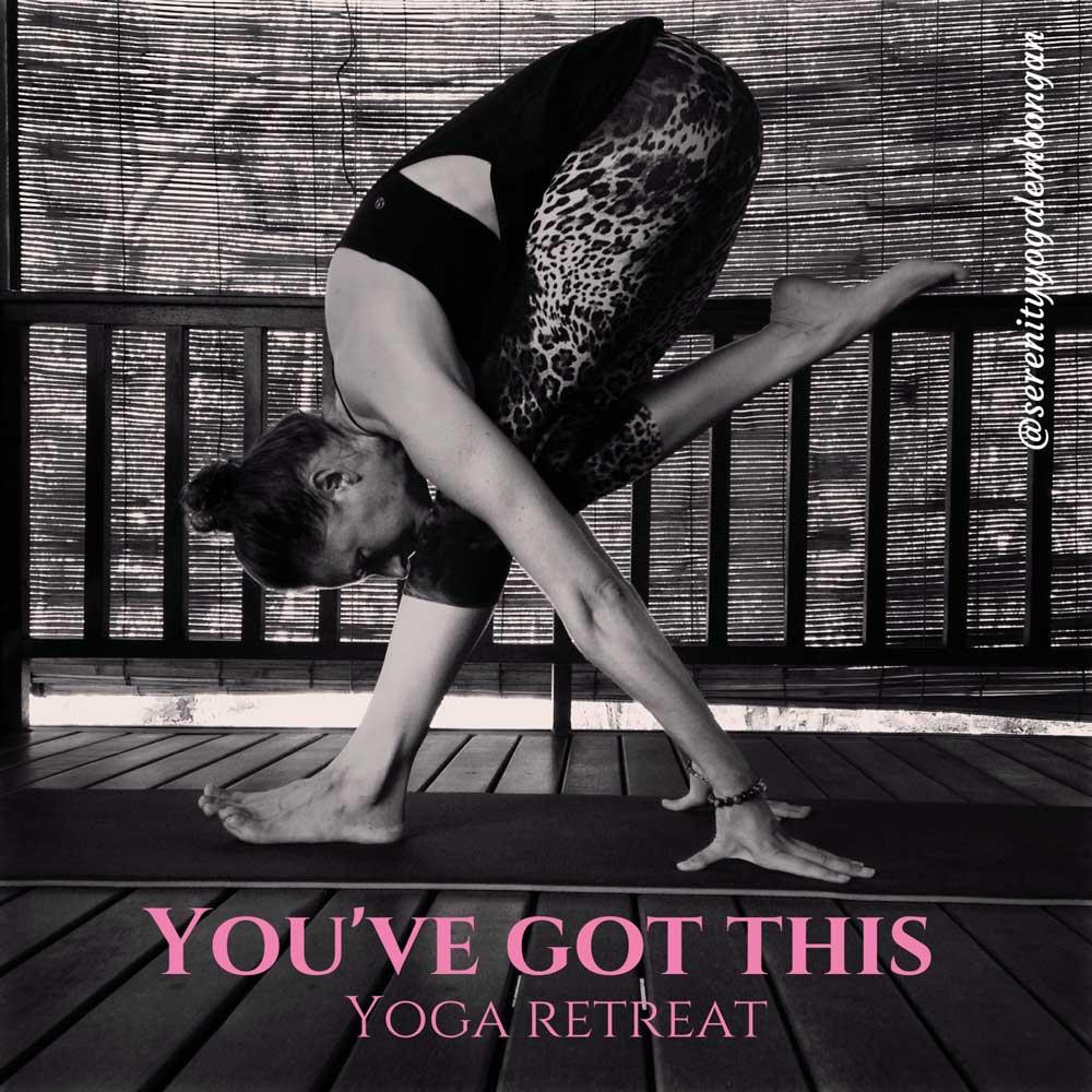 You've Got This Yoga Retreat